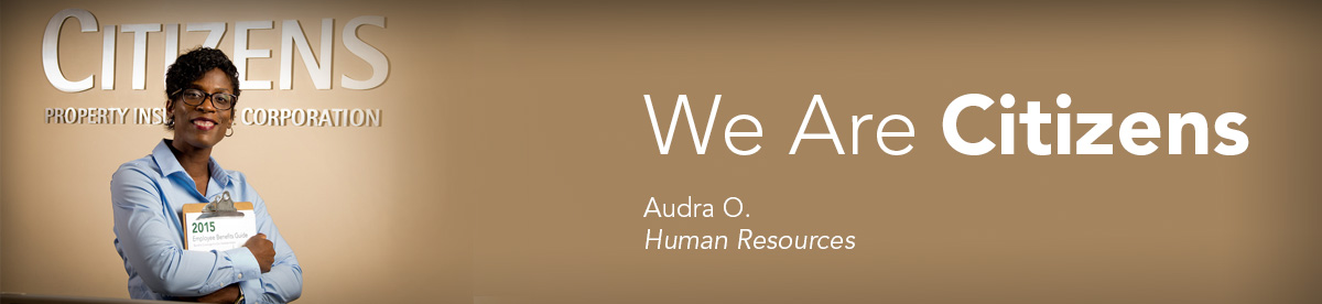 We Are Citizens: Audra O., Human Resources