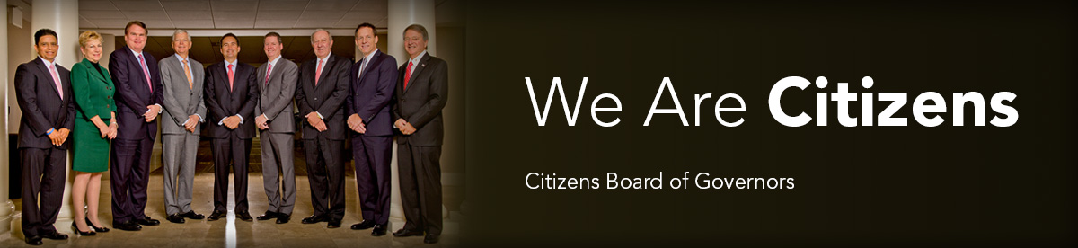 We Are Citizens: Board of Governors