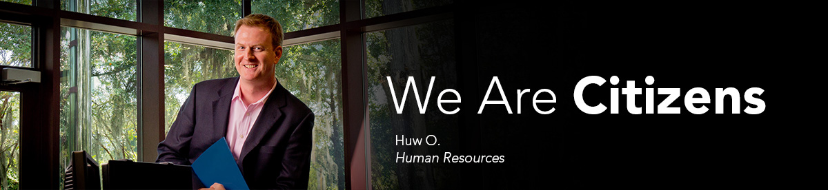 We Are Citizens: Huw O., Human Resources