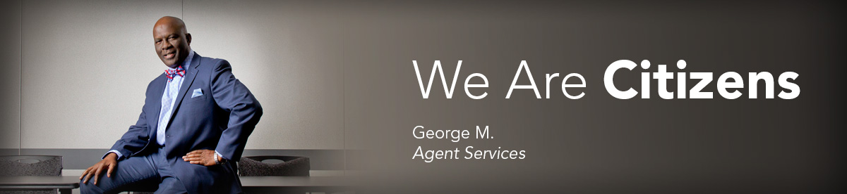 We Are Citizens: George M., Agent Services