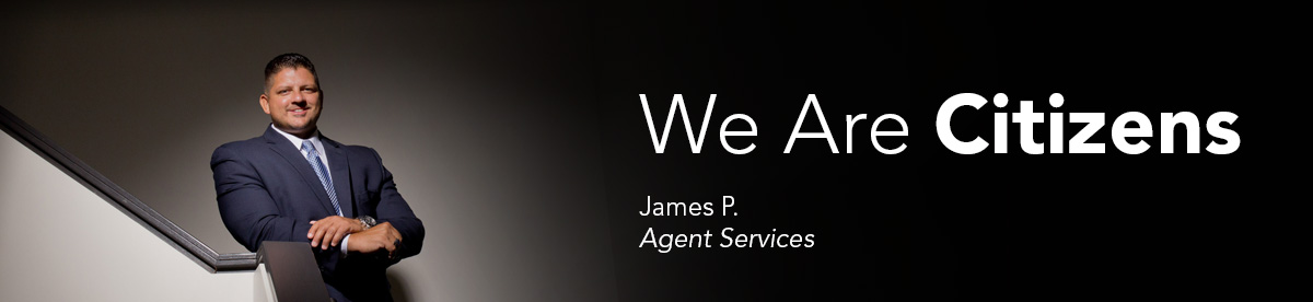 We Are Citizens: James P., Agent Services
