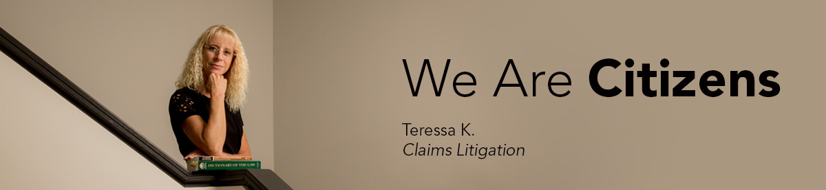 We Are Citizens: Teressa K., Claims Litigation