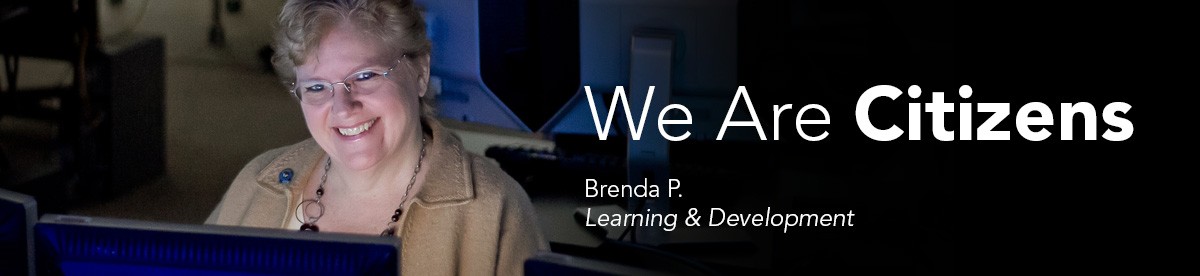 We Are Citizens: Brenda P., Learning & Development