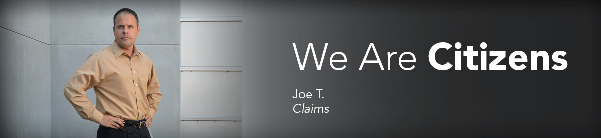 We Are Citizens: Joe T., Claims