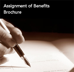 insurance assignment of benefits template  Assignment of Benefits - Citizens