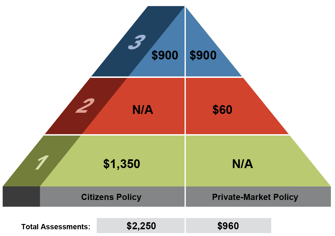 Citizens Assessments Pyramid